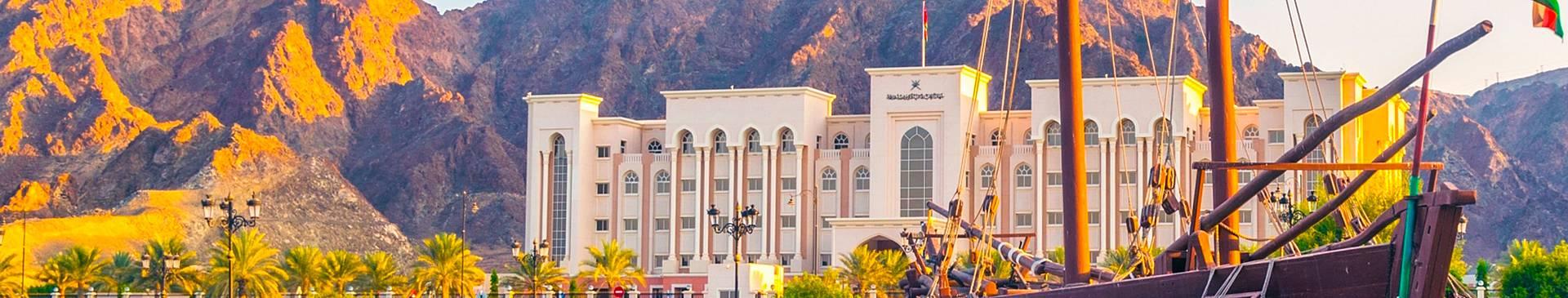 Zwei Wochen in den Oman
