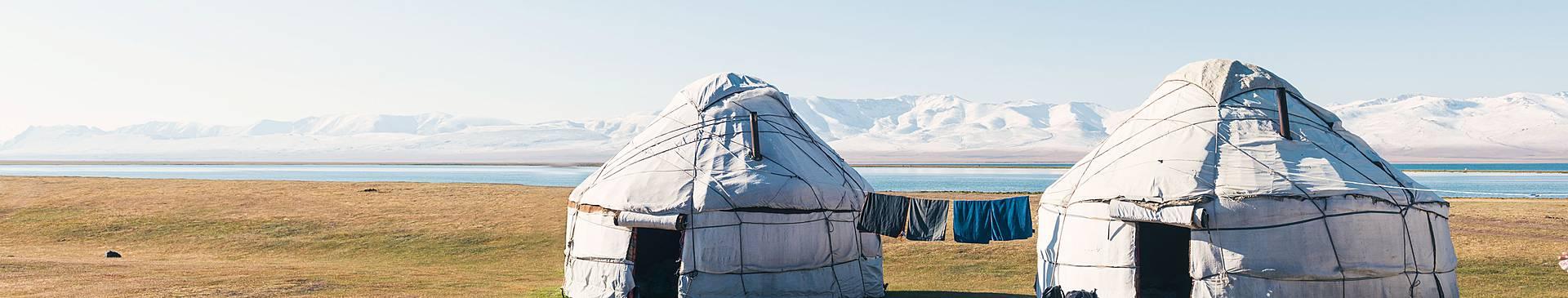 Zwei Wochen nach Kirgistan