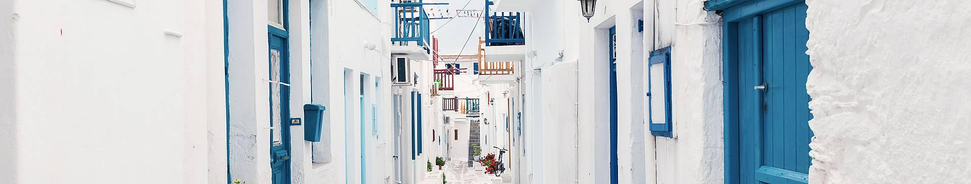 Zwei Wochen nach Griechenland