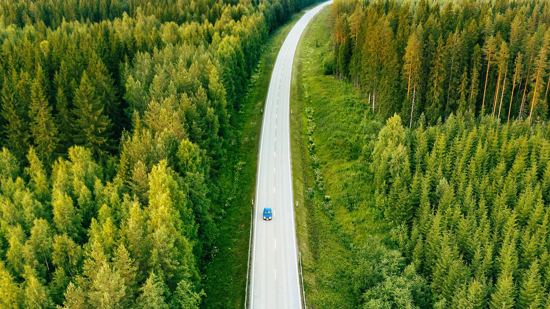 Self drive nel paese dei mille laghi