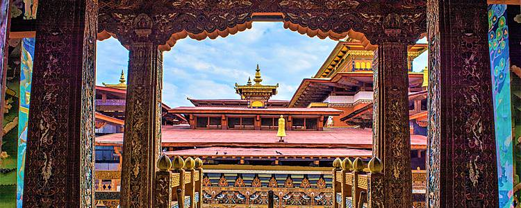 Cultura y religión en el corazón del reino budista
