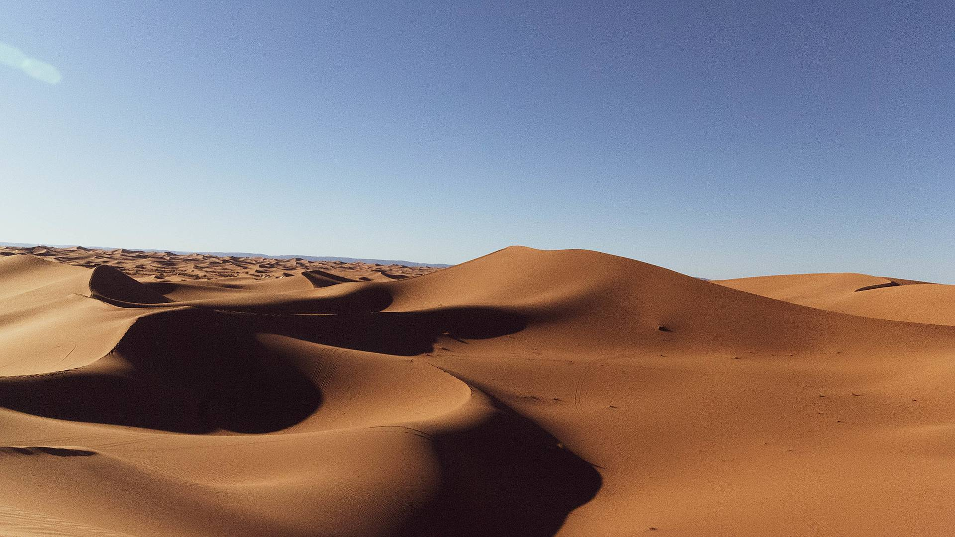 Escapade Saharienne hivernale