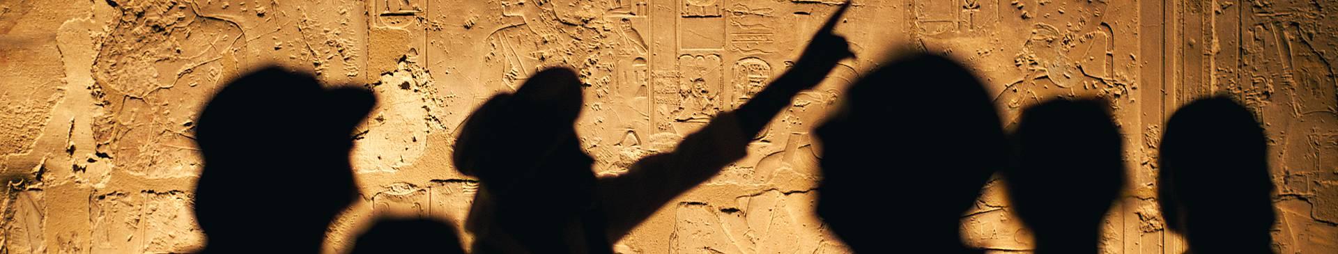 Egypte avec un guide
