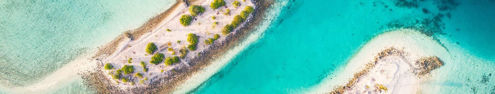 Découverte des îles des Maldives