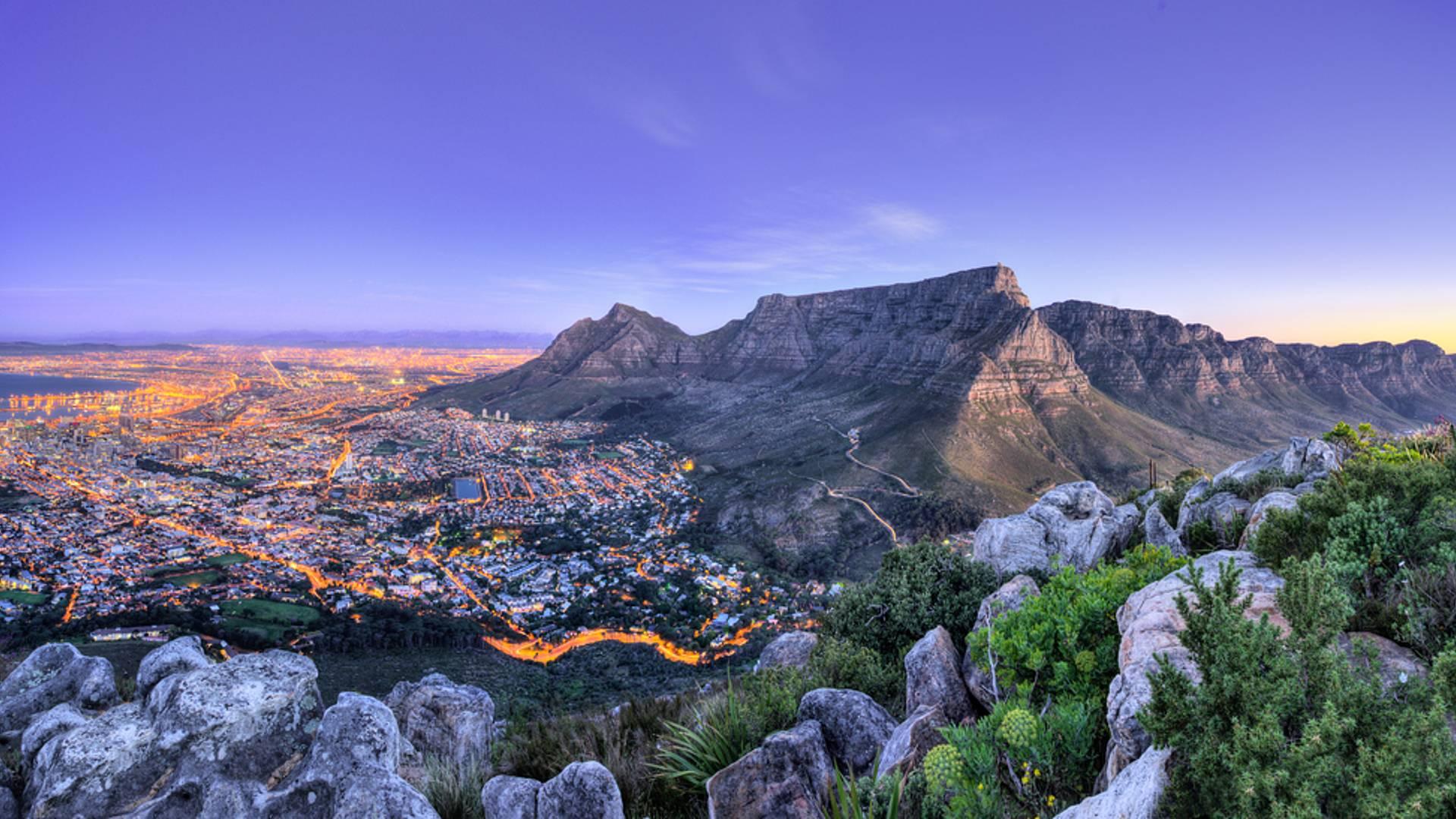 Von Kapstadt bis Simbabwe im Zelt
