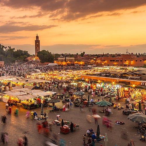Découverte du Maroc - Casablanca -