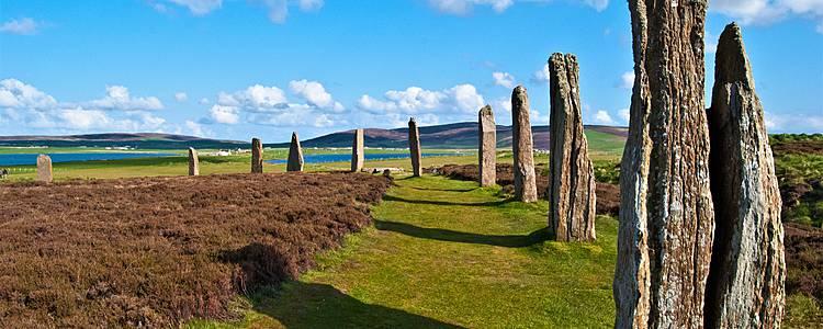 Escocia vikinga: Islas Orcadas, Inverness y Highlands