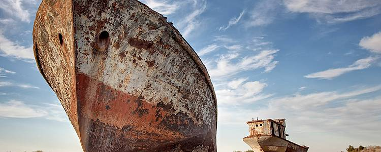 Expedition to the Aral Sea