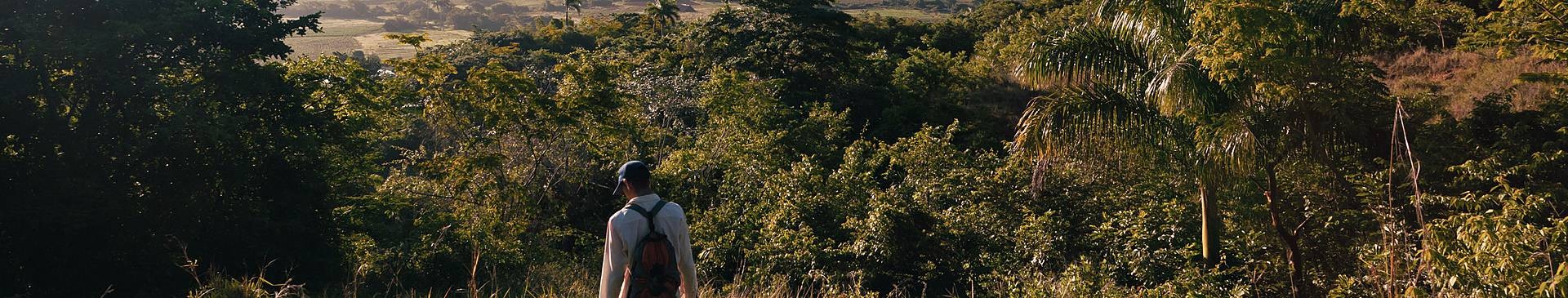 Trekking en Cuba