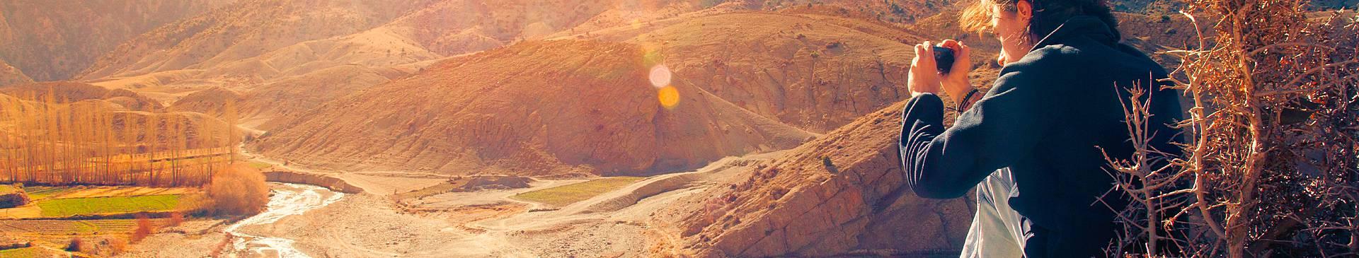 Trekking en Marruecos
