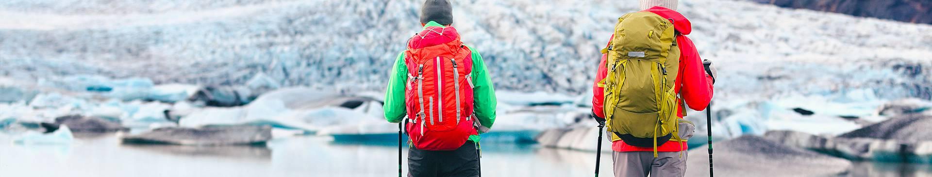 Trekking- en wandelvakantie in IJsland