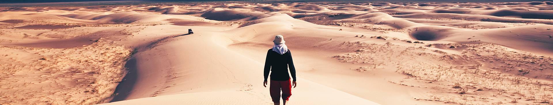 Trekking en Mongolia