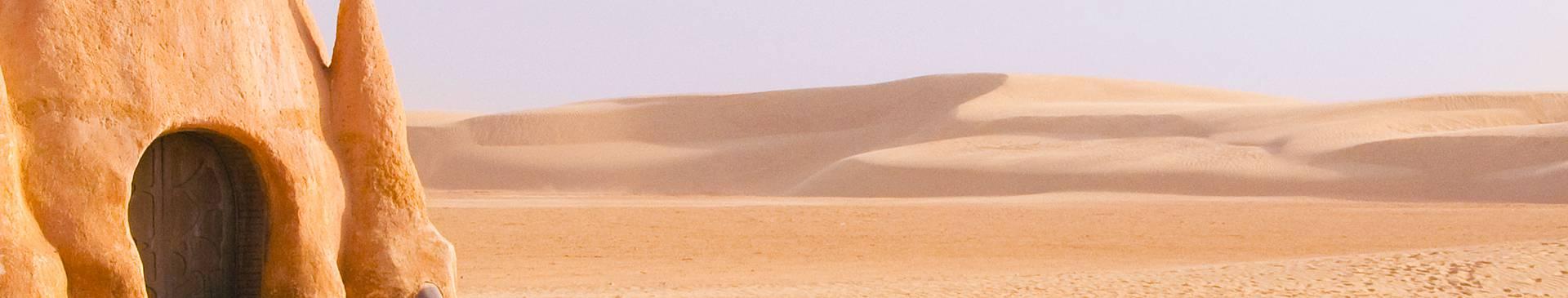 Viajes al desierto de Túnez