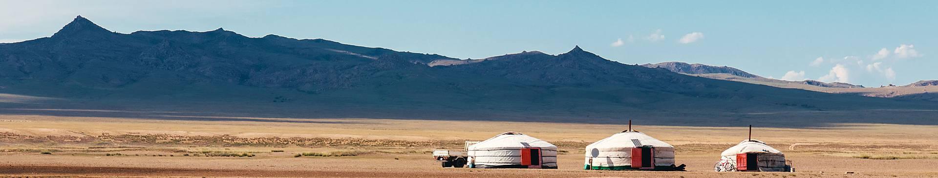 Viajes al desierto de Mongolia