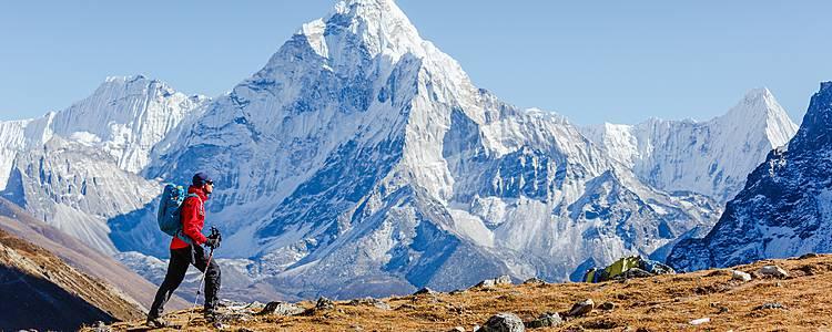 Subida al Campamento Base del Everest