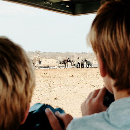 Échappée namibienne en famille - Windhoek -