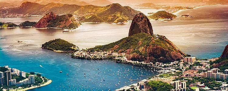 Argentine d'exception et plages de Rio