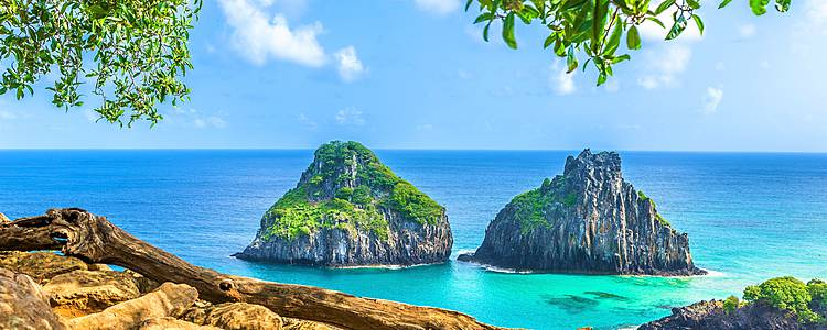 Esencial Brasil e Islas Fernando de Noronha