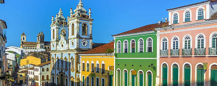 Brasil colonial e Isla de Boipeba