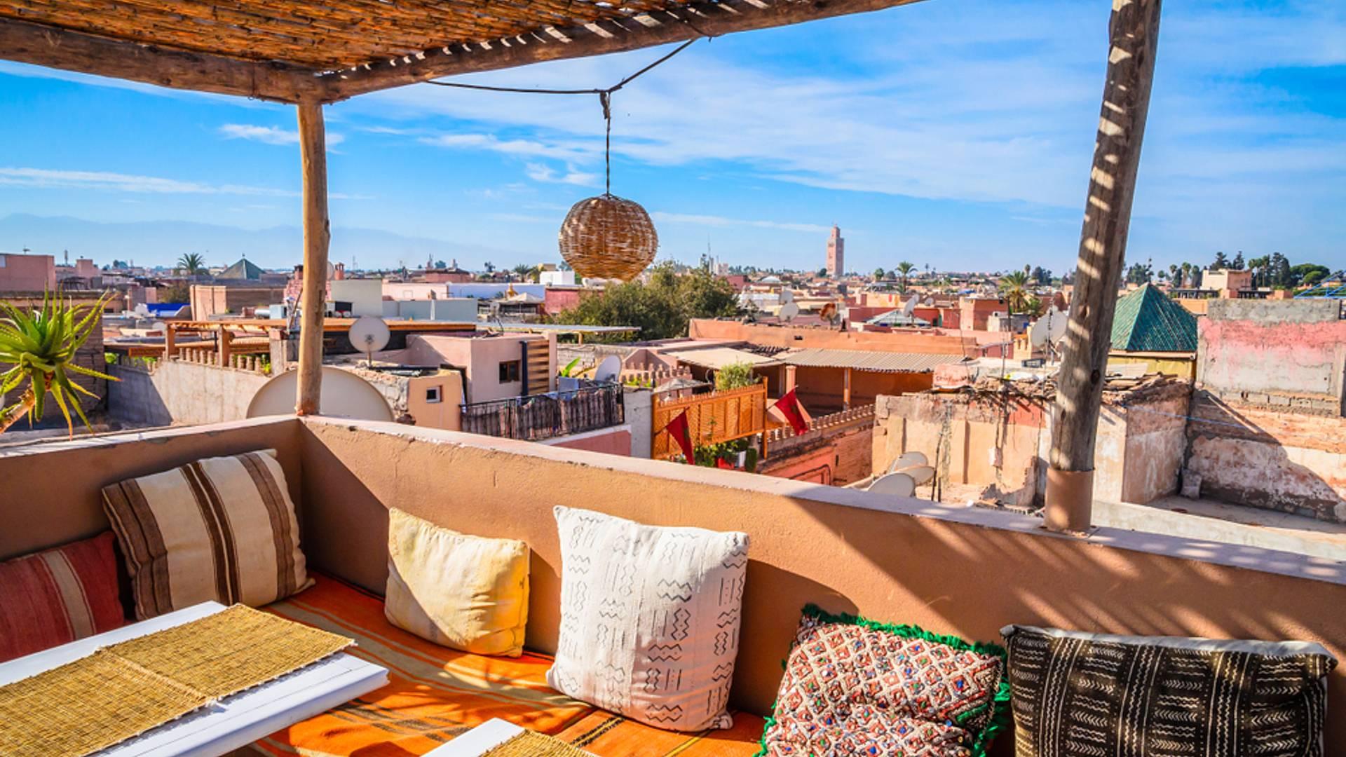 Marrakech et Essaouira en Riads de charme