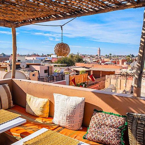 Marrakech et Essaouira en Riads de charmes - Marrakech -