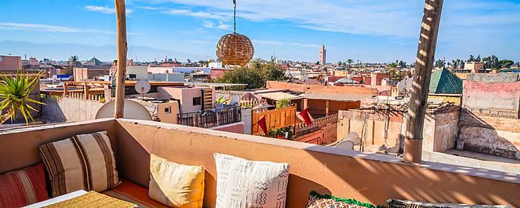 Marrakech et Essaouira en Riads de charmes