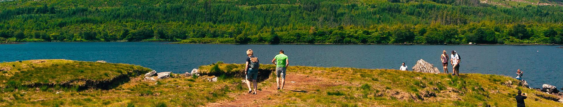 Voyage en groupe en Irlande