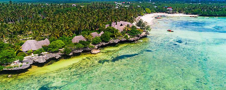 La Paradisíaca Isla de Zanzíbar