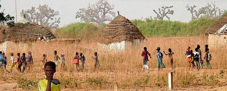 Richesses ethniques du pays de la Teranga