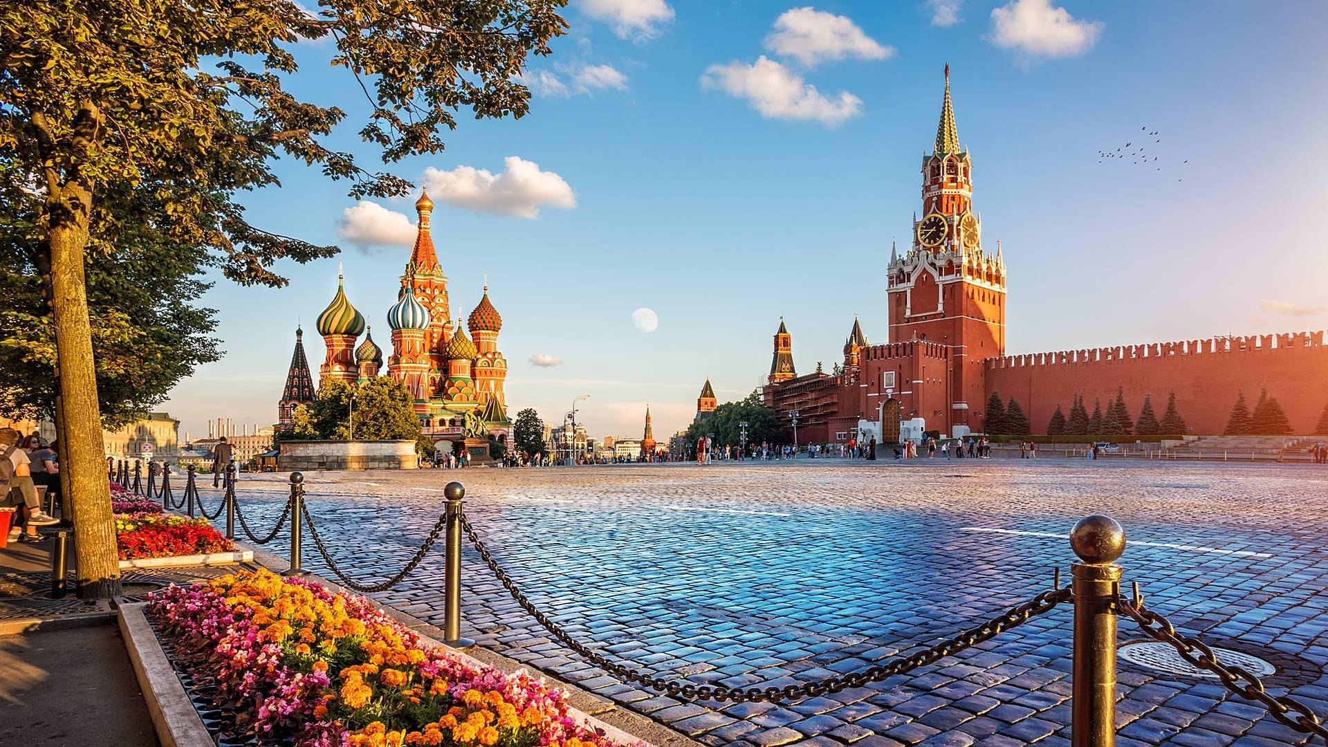 Kleingruppenreise durch die schönsten Städte Russlands