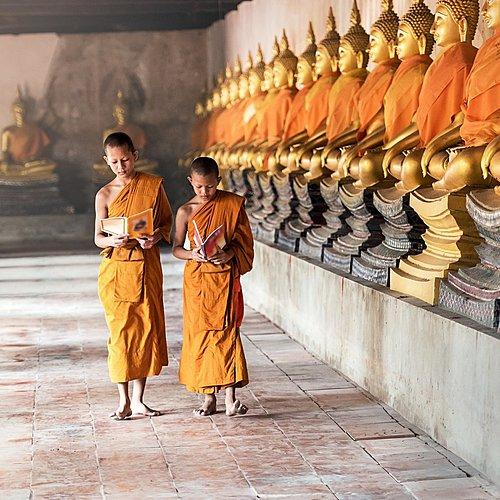 De Bangkok à Chiang Mai en petit groupe - Bangkok -