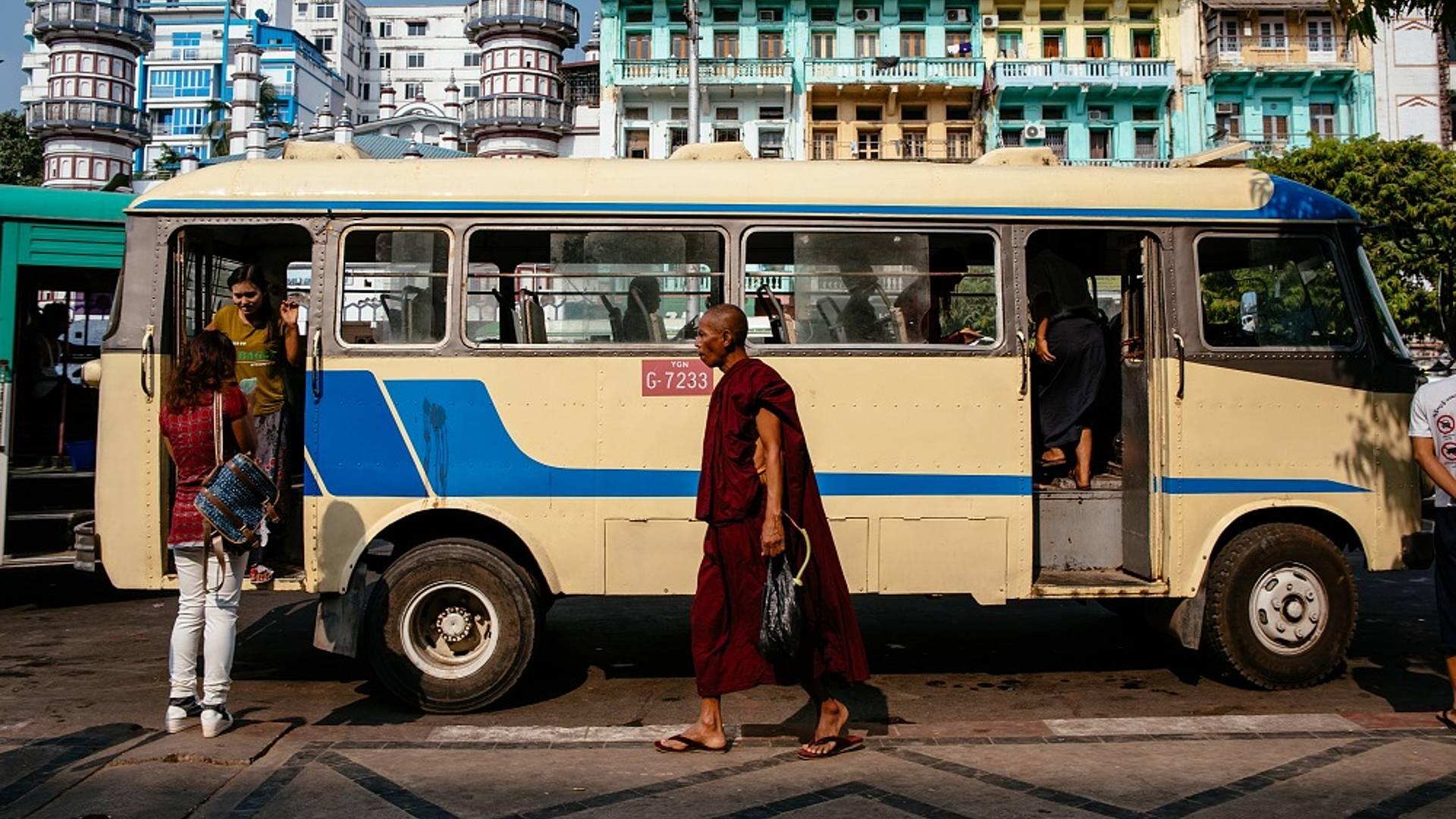Les trésors du Myanmar en petit groupe