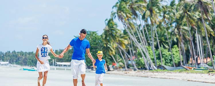 Familienreise auf den Visayas