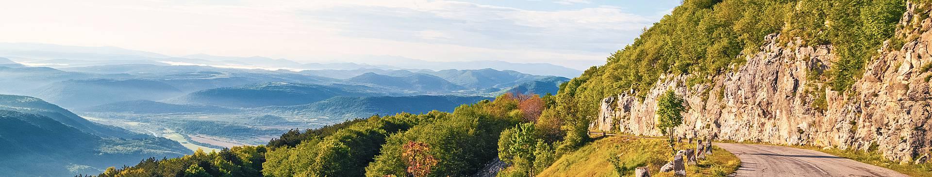 Road trip en Bulgarie