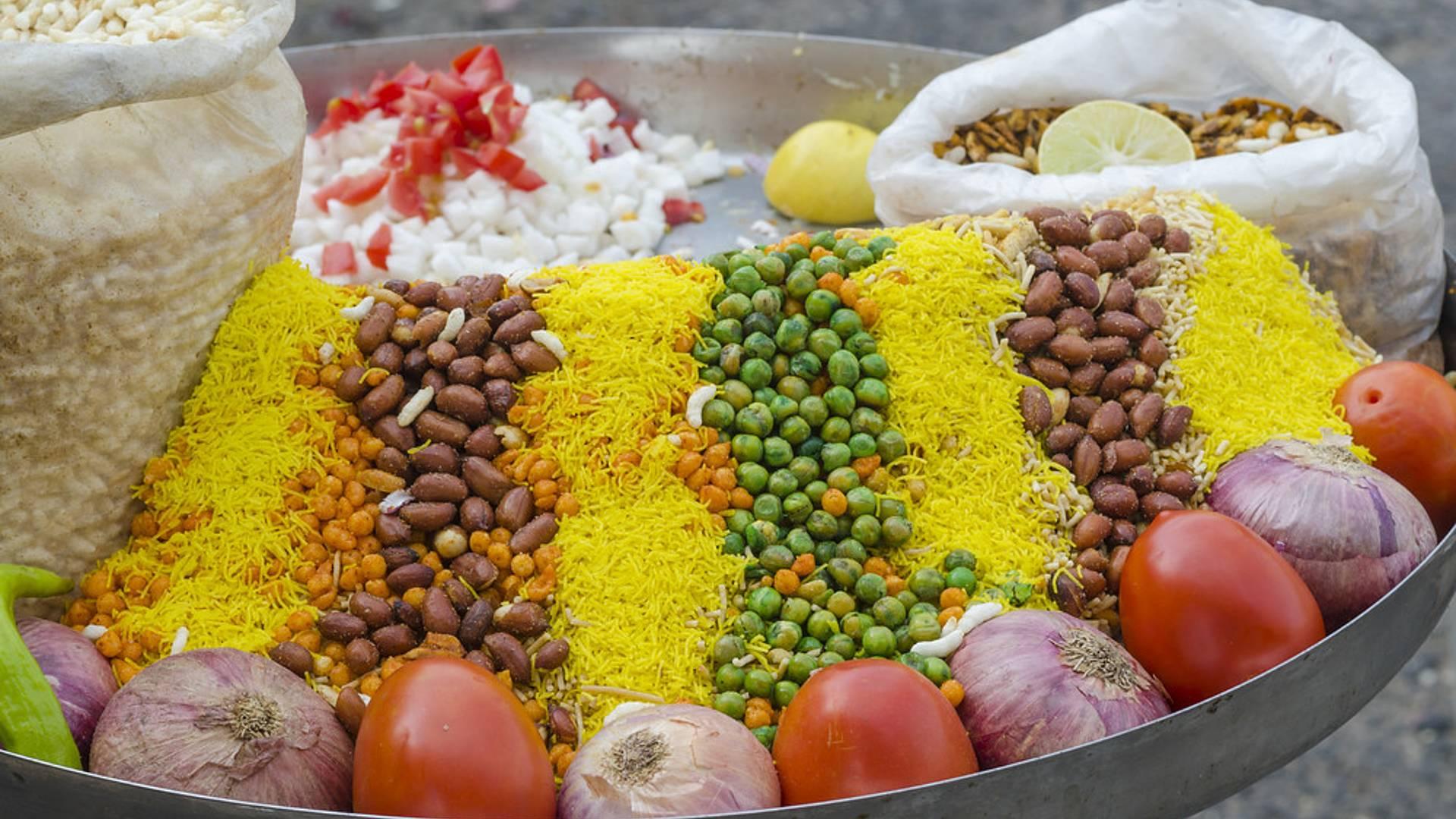 Kulinarische Kurzreise in die Mega-City Mumbai