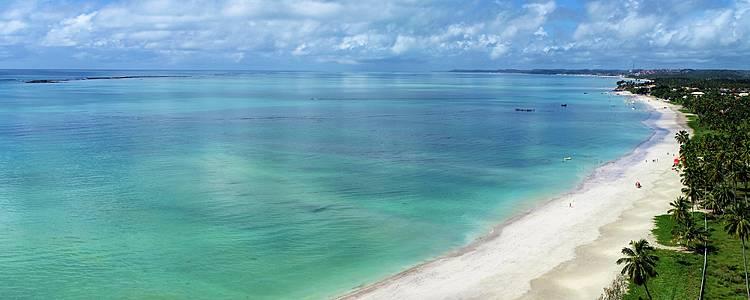 Costa dos corais experience, paradisi balneari