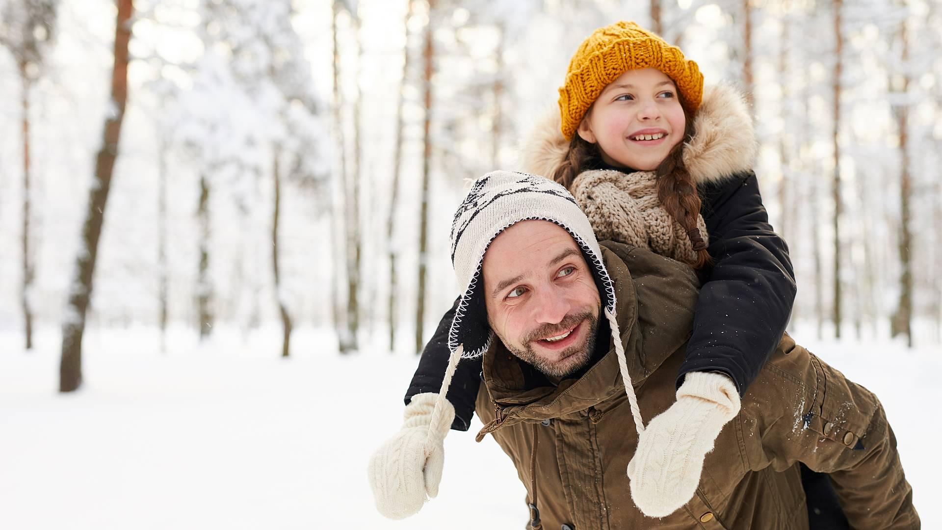 Vivi la fiaba del Natale e dell'aurora in famiglia