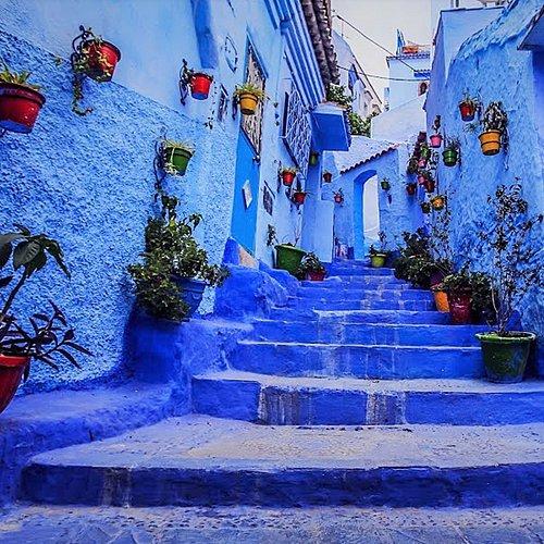 Idylle marocaine -