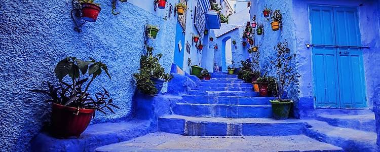 Idylle marocaine
