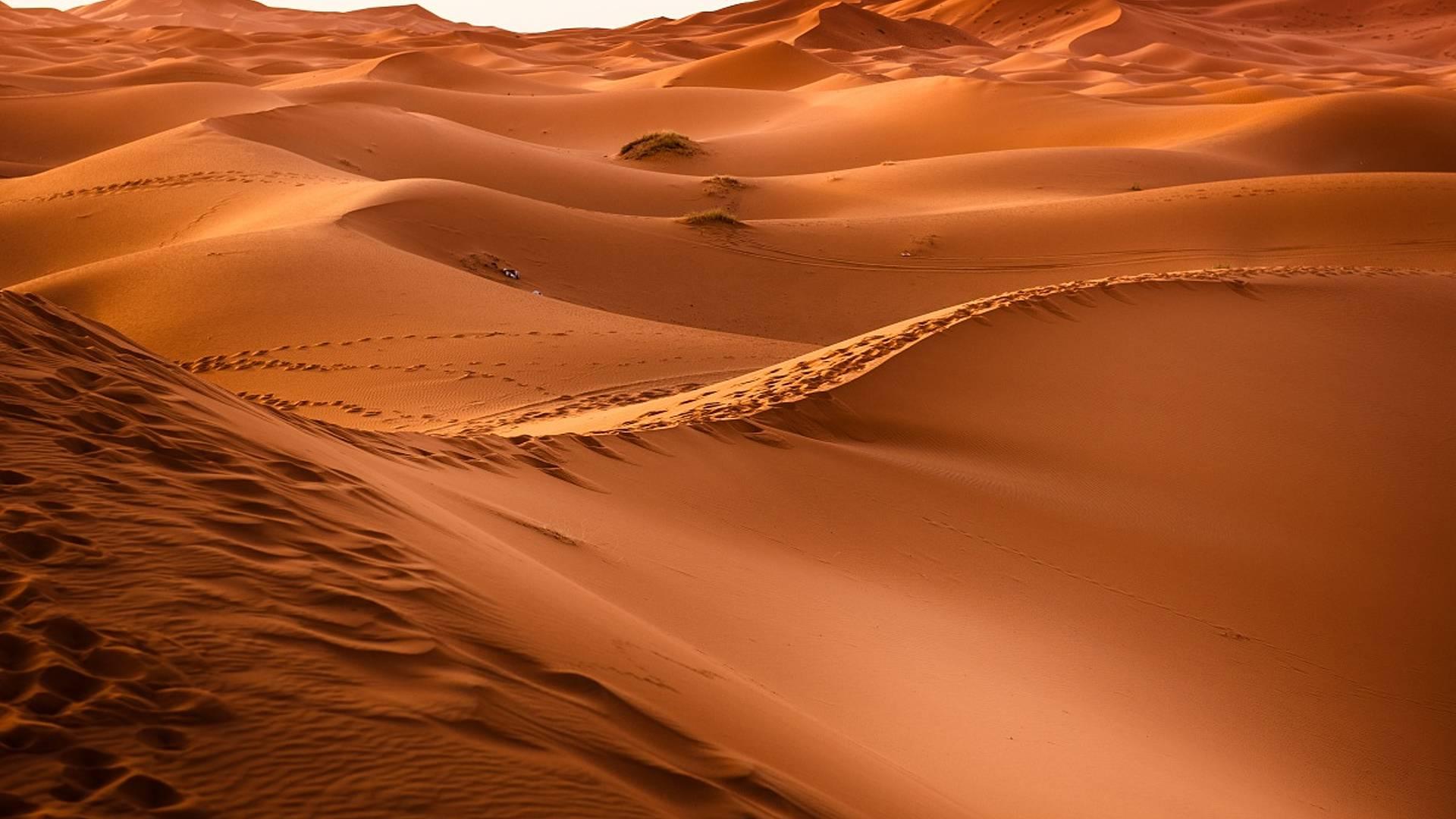 De Marrakech aux dunes du Sahara