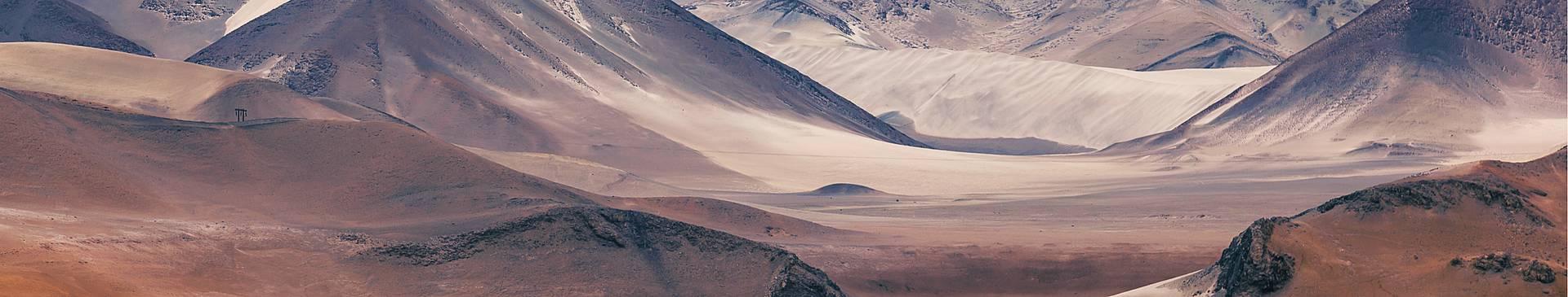 Wüstentour Peru