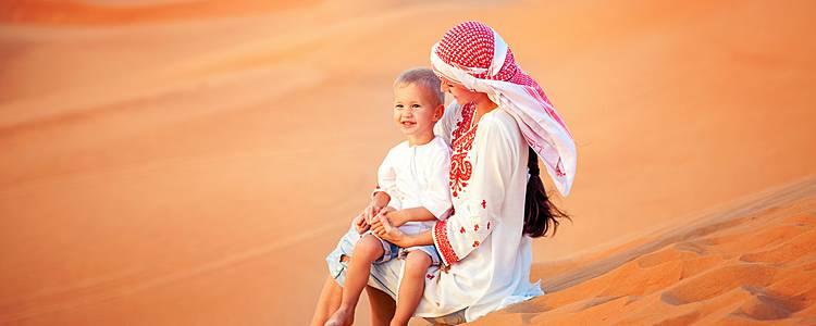Diversión en familia descubriendo Omán