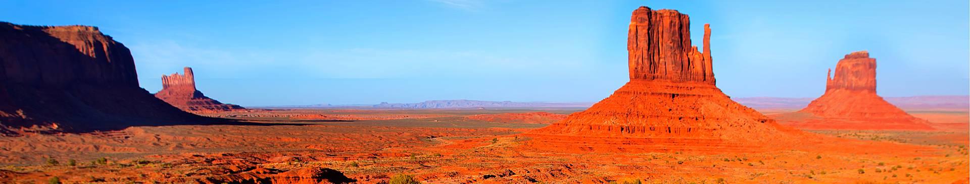 Wüstentour USA