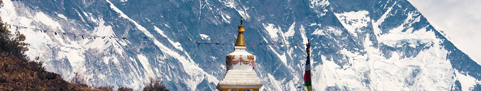 Drei Wochen nach Nepal