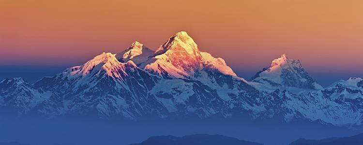 Everest soft adventure