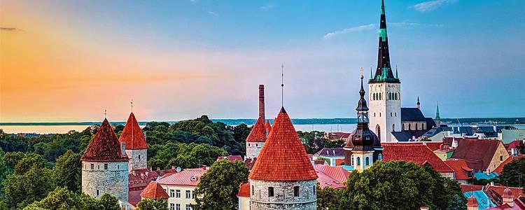 Maravillas de Lituania, Letonia y Estonia