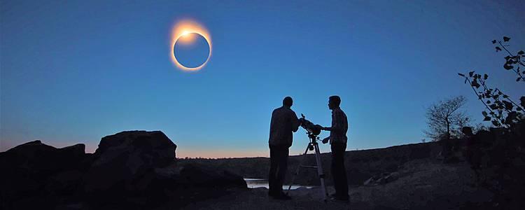 Vive el Eclipse Solar en La Patagonia