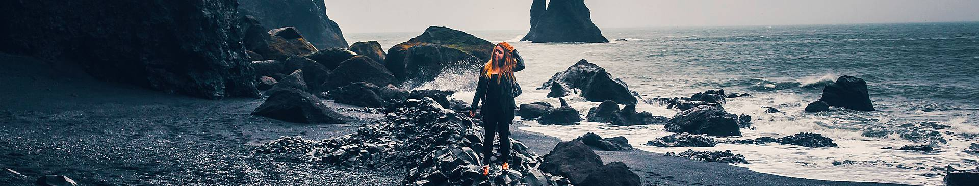 Beaches in Iceland