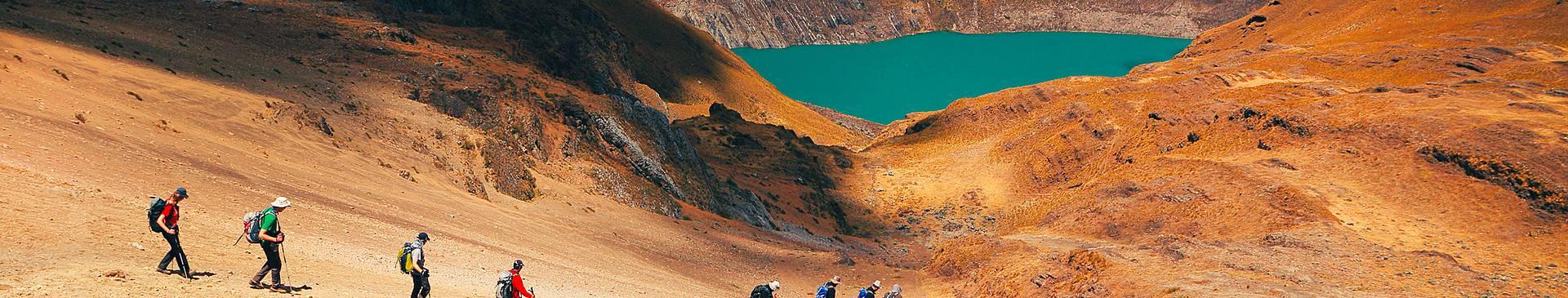 Groepsreis in Peru