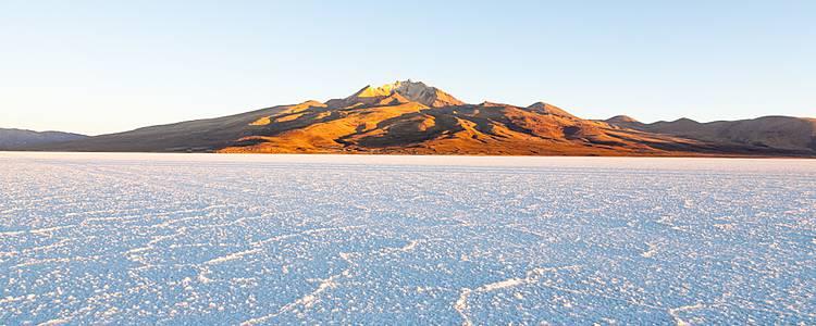 Family excursion through Bolivia